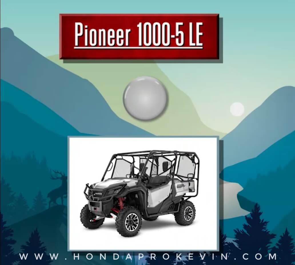 Official 2019 Honda Pioneer 1000 700 Amp 500 Model Lineup