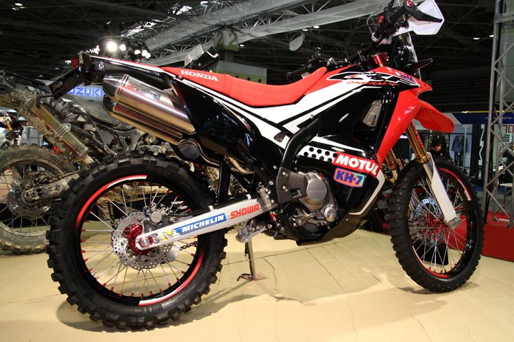 Honda CRF250 Rally Edging Closer to Production – 2017 the Big Year ...