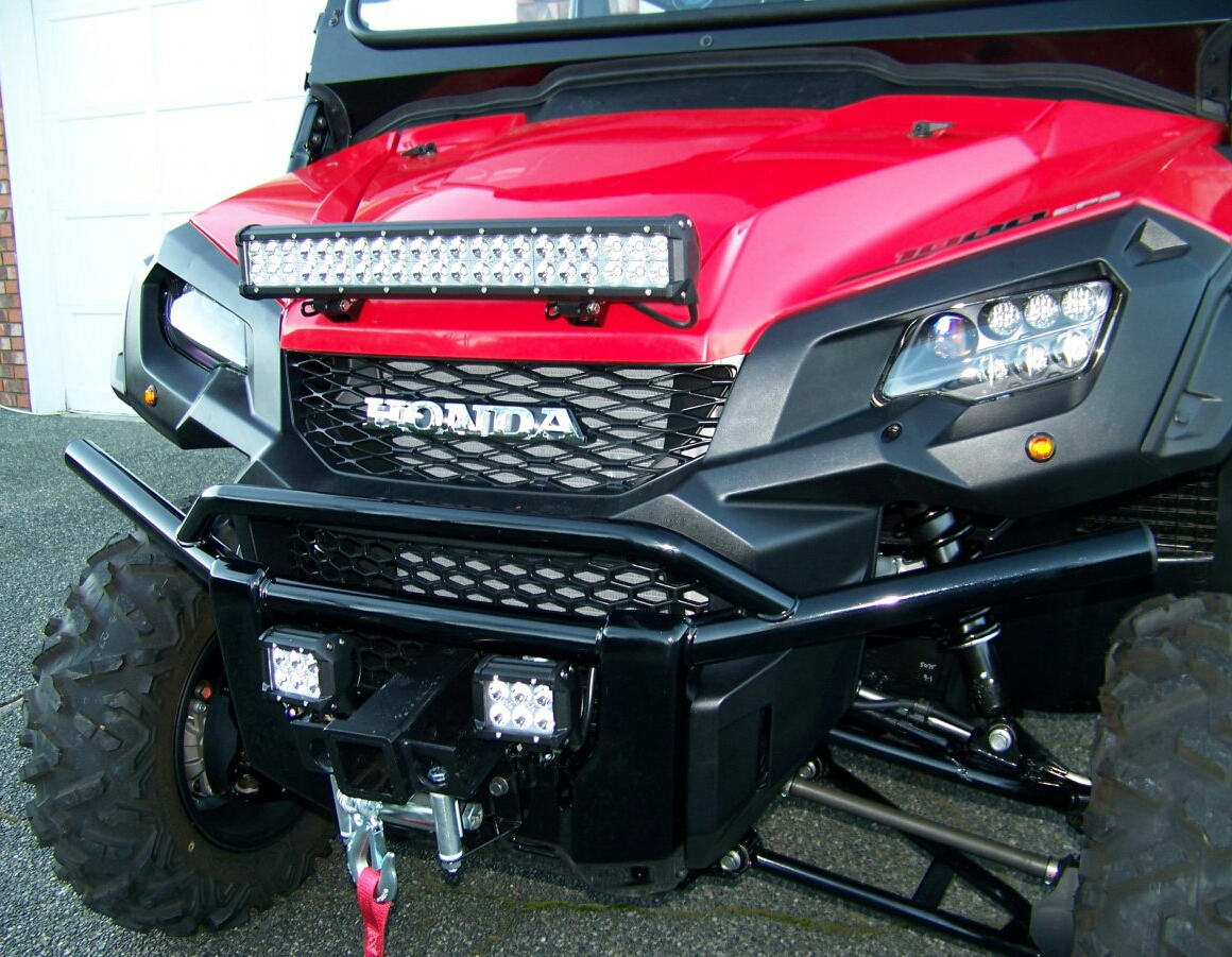 Kawasaki Mule Pro Wiring Diagram Question About All New 2017 Honda Pioneer 1000 5 Le Review Specs Autos Post Fxt 2016