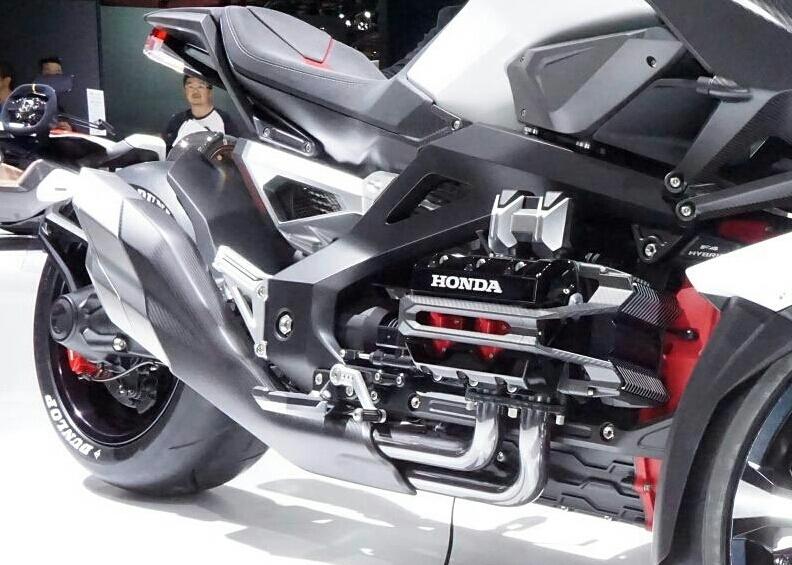 2017 Honda Neo Wing Trike Motorcycle / GoldWing 3 Wheel Bike / Reverse ...