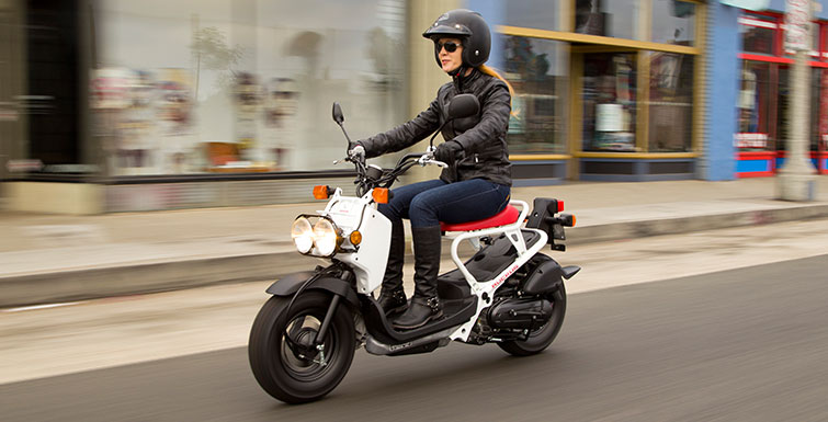 Honda Zoomer Price >> 2018 Honda Ruckus Review of Specs / Features | 49cc Scooter (NPS50) | Honda-Pro Kevin