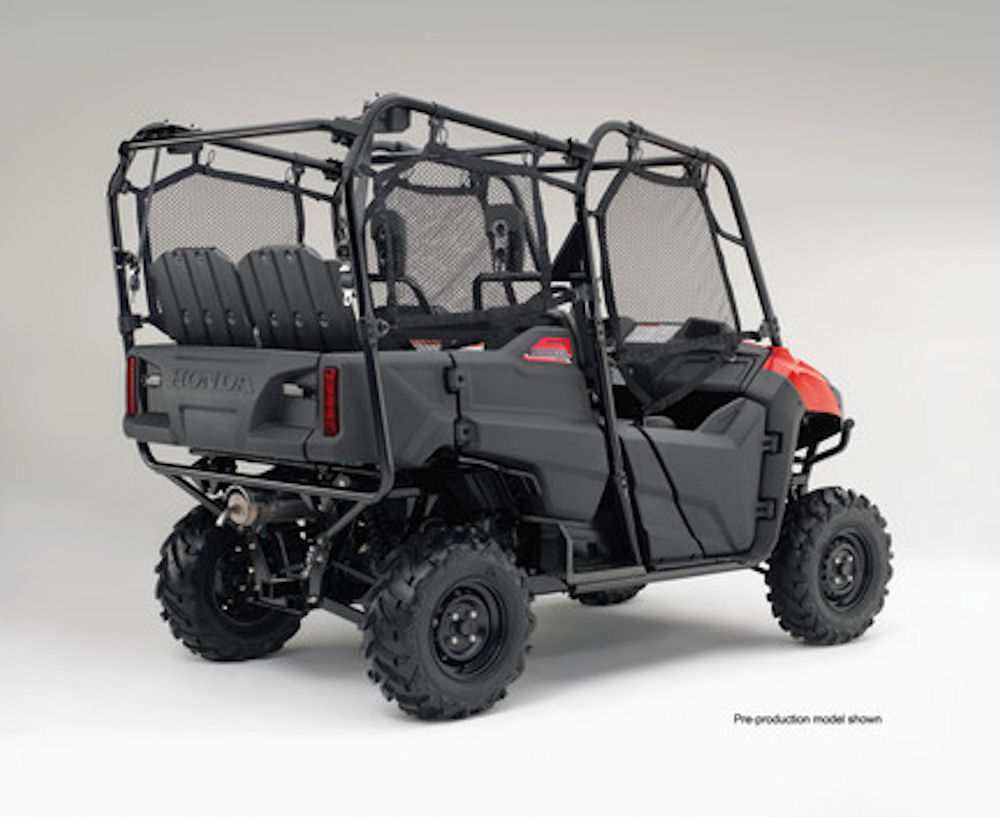 Wiring Diagram 2016 Honda Pioneer 700 Trusted Similiar 2013 Side By 4 Seater Keywords 800